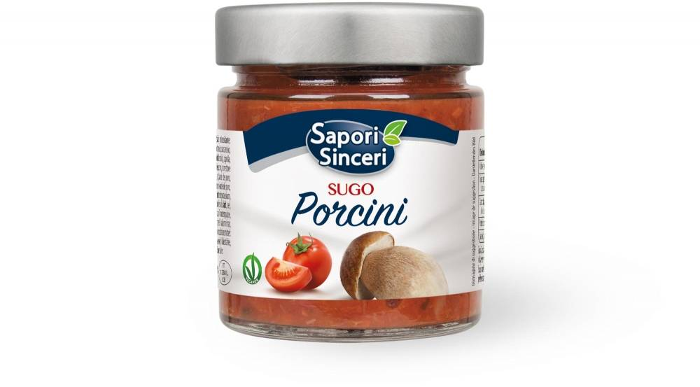Tomato Sauce with Porcini