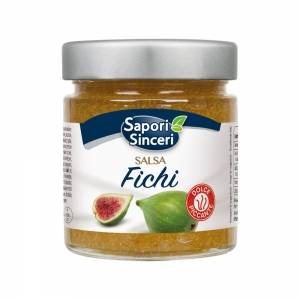 Sweet-Hot Fig Sauce